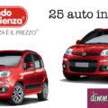 Concorso Mondo Convenienza: vinci 25 Fiat Panda