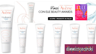 Vota e vinci con Elle Beauty Award 2018