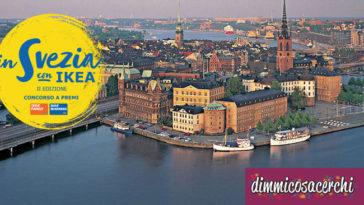 In Svezia con Ikea 2° edizione: scopri il concorso!