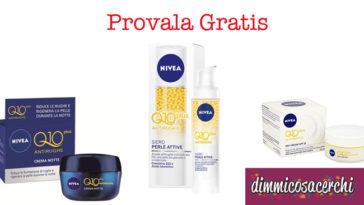 Prova gratis NIVEA Q10 Anti-Rughe