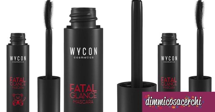 Vinci il nuovo mascara Fatal Glange Wycon