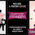 Campione omaggio Miss Dior: richiedi la prova gratuita!