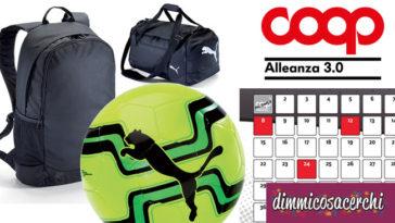 """Raccolta punti Puma """"Campioni nel quotidiano"""" Coop Alleanza 3.0"""