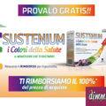 Sustenium: provalo gratis grazie al rimborso del 100%