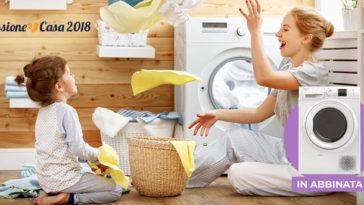 unieuro passione casa asciugatrice in regalo