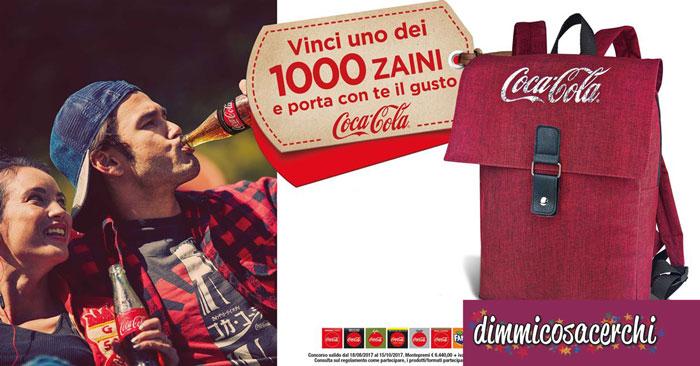 vinci zaini coca cola