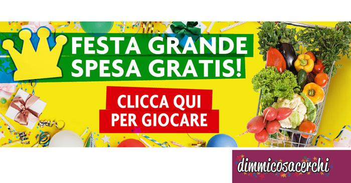"""Concorso Basko """"Festa grande, Spesa gratis"""""""