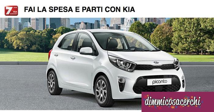 Concorso Carrefour: in palio Kia Picanto GPL!