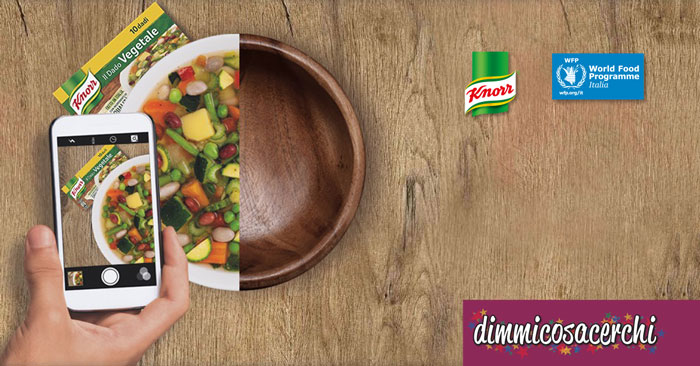 Concorso Knorr Shareameal.it