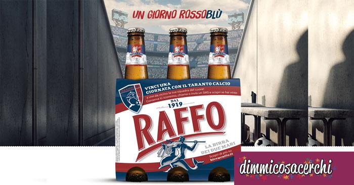 Concorso birra Raffo