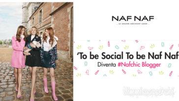 Partecipa al concorsoNafchic Blogger