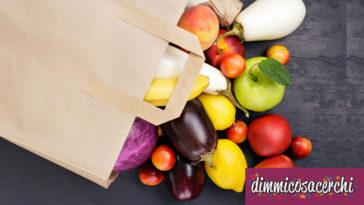 Sacchetti per frutta e verdura