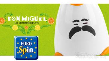 Spremiagrumi elettrico a 1€ da Eurospin