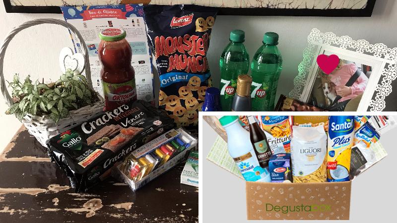 Degustabox di Ottobre 2017