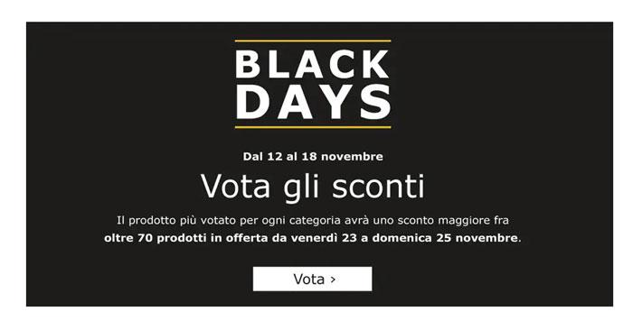 """Stanno per arrivare i """"Black Days Ikea"""", una nuova occasione per risparmiare sull'acquisti dei tuoi mobili preferiti di questa catena di arredamento svedese tanto amata anche dagli italiani!"""
