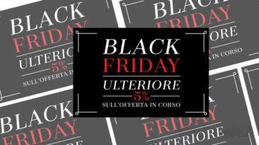 Black Friday Poltronesofà: scarica il coupon