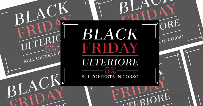 Black Friday Poltronesofà: scarica il coupon