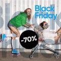 Black Friday Pompea: sconti fino al 70%