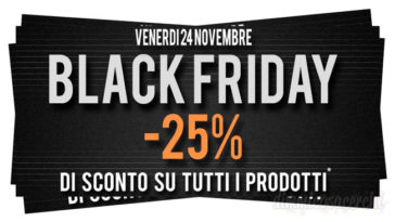 Black Friday Unieuro 2017