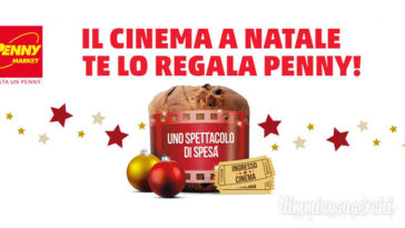 Buono cinema in regalo da Penny Market
