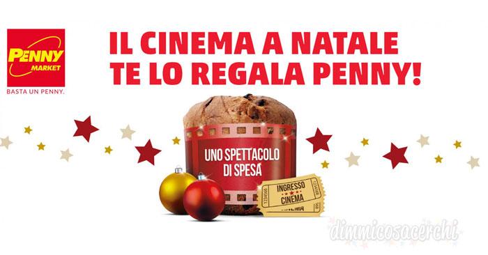 Buono cinema in regalo da Penny Market