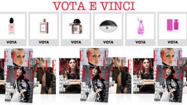 Vinci abbonamenti mensili a Elle con Elle Beauty Award 2018