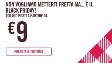Volotea Black Friday