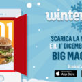 Winterdays Mc Donalds: Big Mac a 1€