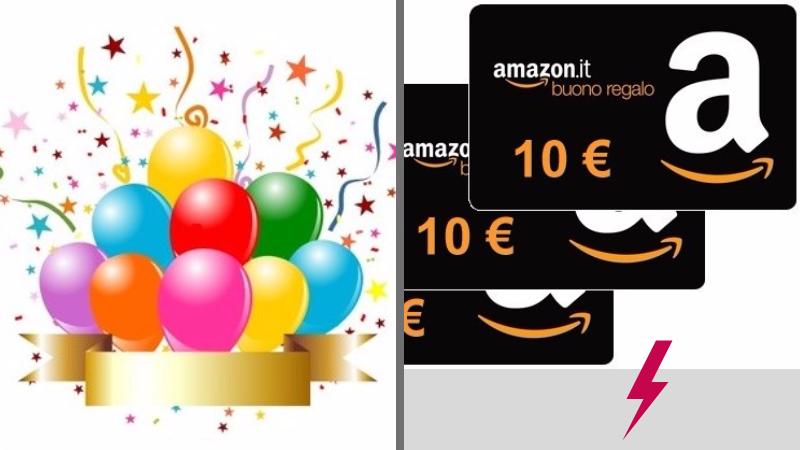 Buono sconto Amazon 10€: solo per oggi!