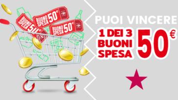 """Concorso """"Dal Meglio, il meglio"""": vinci buoni spesa da 50€"""