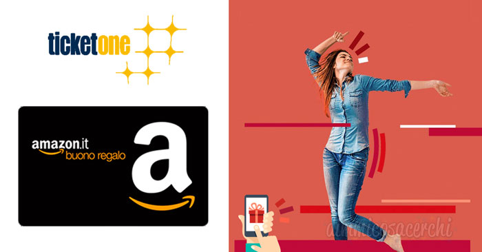 Concorso gratuito Generali: vinci Buoni Regalo Amazon.it, Card Feltrinelli e TicketOne!