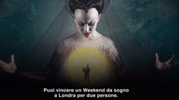 Concorso Royal Opera House di The Space Cinema