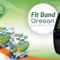 Danacol ti regala la FitBand Oregon Scientific