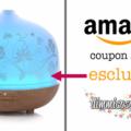 Diffusore di aromi scontato: coupon ESCLUSIVO Amazon!