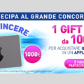 Vinci Carta regalo Apple Store con Casa Henkel