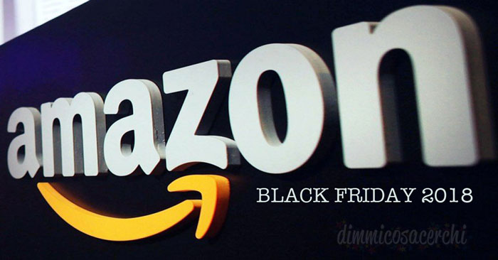 Amazon Black Friday 2018