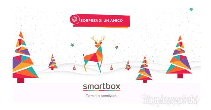 Concorso Smartbox: vinci 10 cofanetti Natale, Avventura e altri!