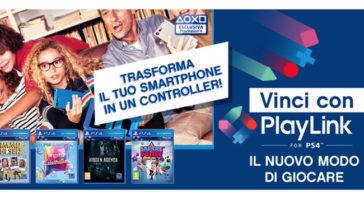 """Concorso """"Vinci con Play Link"""""""