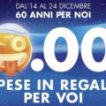 Vinci60.000 spese gratis con Esselunga