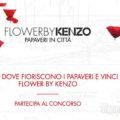 Vinci un Flower By Kenzo al giorno: concorso instant win!