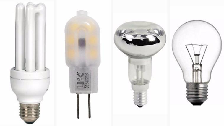Conoscere le lampadine: tutto quello che devi sapere