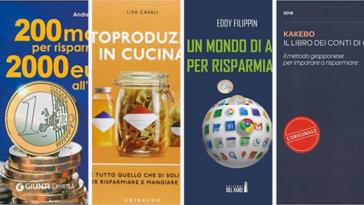10 libri per imparare l'arte del risparmio