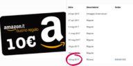 Come ricevere un buono Amazon da 10€ in 3 mesi (senza fare nulla)