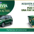 Concorso Activia: vinci una Fiat 500 al mese