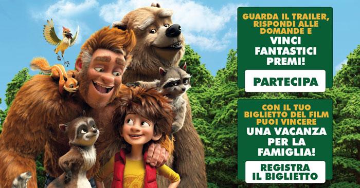 Concorso Bigfoot Junior Ucicinemas
