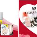 Concorso Glade: vinci gioielli Trollbeads
