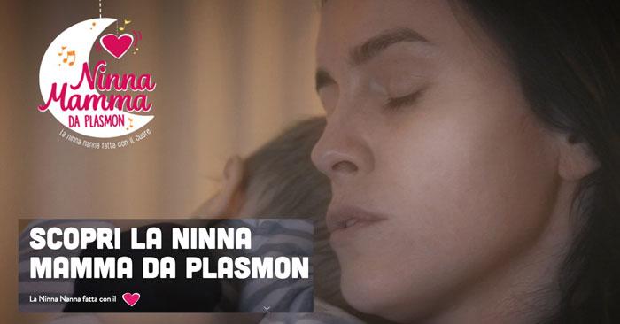 Concorso Ninna Mamma Plasmon