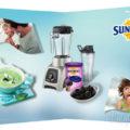 Concorso SunSweet 2018: vinci un mixer Vitamix S30