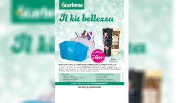 Kit di bellezza in edicola con Starbene