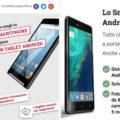 Prova Altroconsumo smartphone in regalo